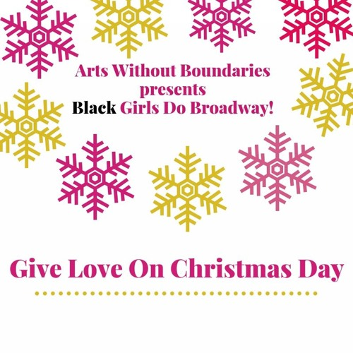 Give Love On Christmas Day.Give Love On Christmas Day Awb Edition By Arts Without