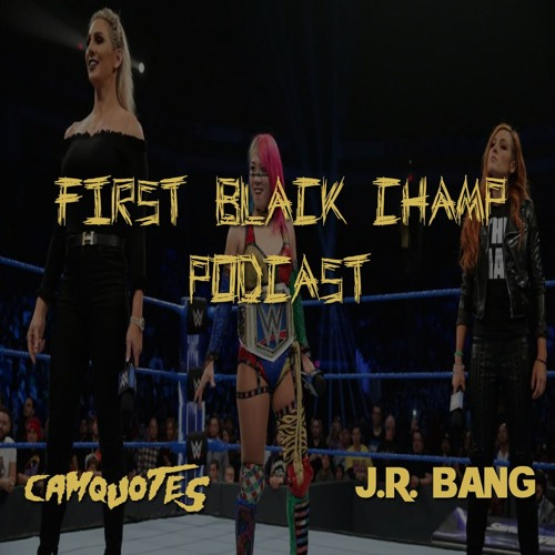 First Black Champ - What Are The Women Doing That The Men Ain't?