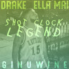 Drake And Ella Mai Shot Clock Legend A Jaybeatz Mashup Hvlm Mp3