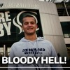 Football, bloody hell! #34 - Tomasz Cywka