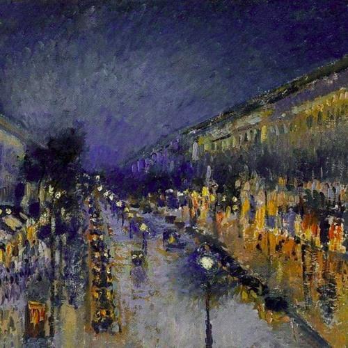 Die Lichtreklame (Hermann Kesten)
