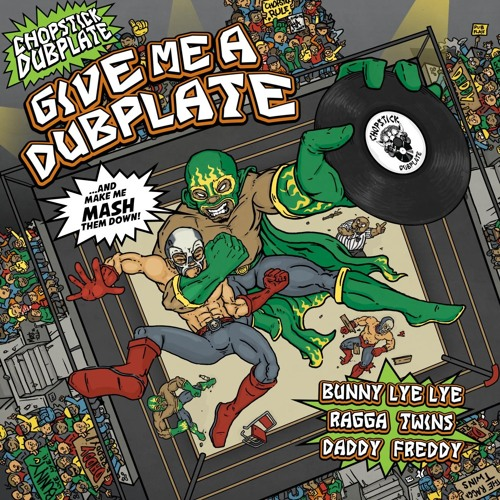 Chopstick Dubplate - Give Me A Dubplate - Night Shift Remix - Clip
