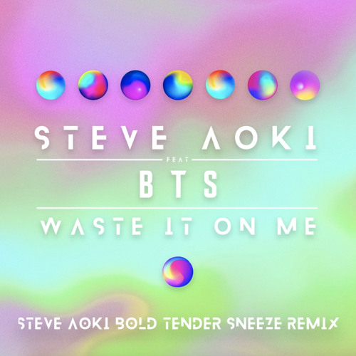 Waste It On Me Remixes