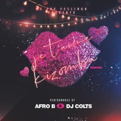 Afro b - Je t'aime (kizomba)rework by Dj colts