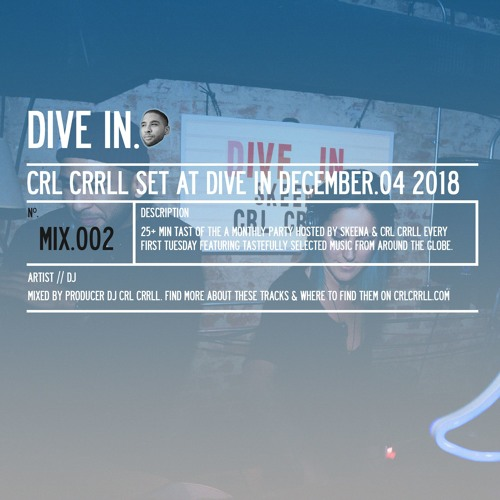 Dive In Dec 2018 CRL CRRLL