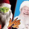 The Grinch Vs. Santa Claus Christmas Special Part 2 Rap battles