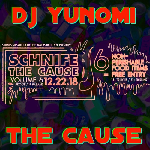 The Casue (Schnife The Cause Anthem)