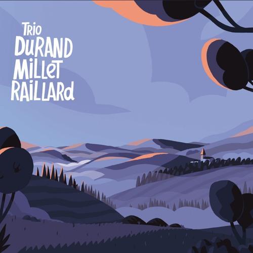 album trio Durand Millet Raillard