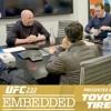 UFC 232 Embedded  Vlog Series - Episode 3 | #UFC232 #UFC