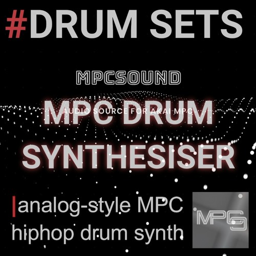 MPC DRUM SYNTH - HIPHOP (no fx)