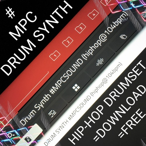 MPC DRUM SYNTH - HIPHOP (comp)