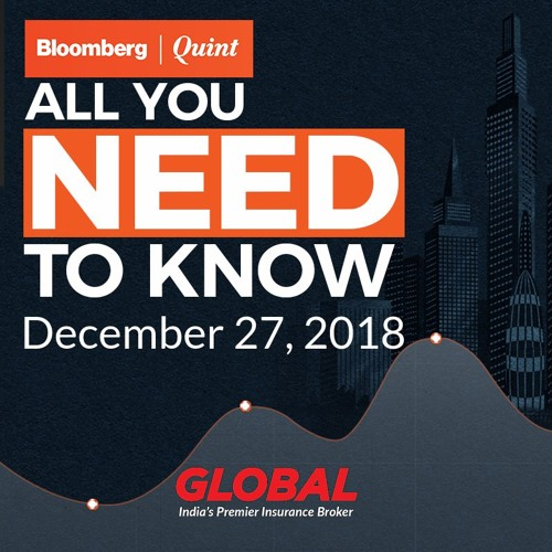 All You Need To Know On December 27, 2018