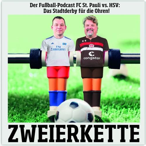 #7 - Zweierkette - Der Fußball-Podcast FC St. Pauli vs. HSV