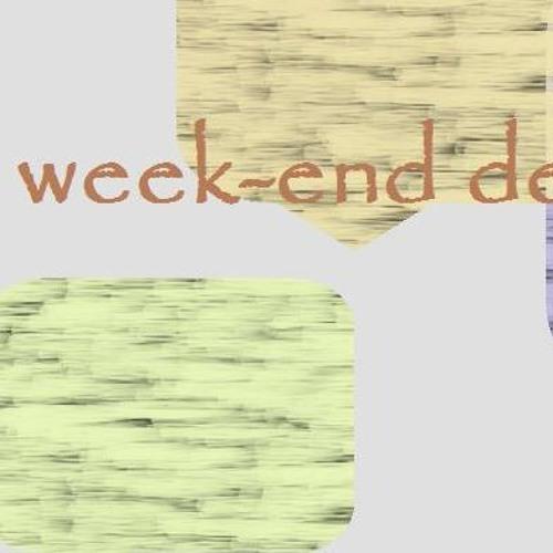 Un week-end de pair aidance [Lee ANTOINE]
