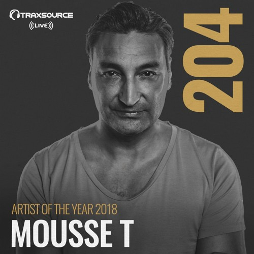 Traxsource LIVE! #204 with Mousse T