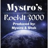 Mystro Black Liberace - RockIt 3000