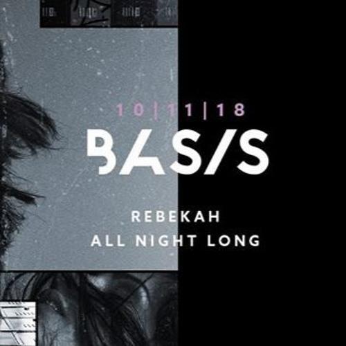 All Night Long Set, Club Basis, Utrecht 10.11.18