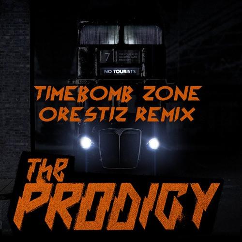 The Prodigy - Timebomb Zone (Orestiz Remix)