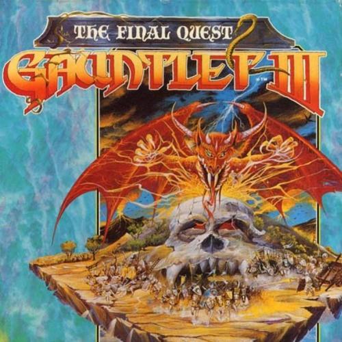Gauntlet III (C64) - Character Select (FM Cover)