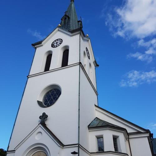 Juldagens högmässa i Värnamo kyrka