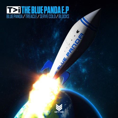 T>I - The Blue Panda (EP) 2019