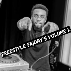 JrCruiZa Freestyle Friday