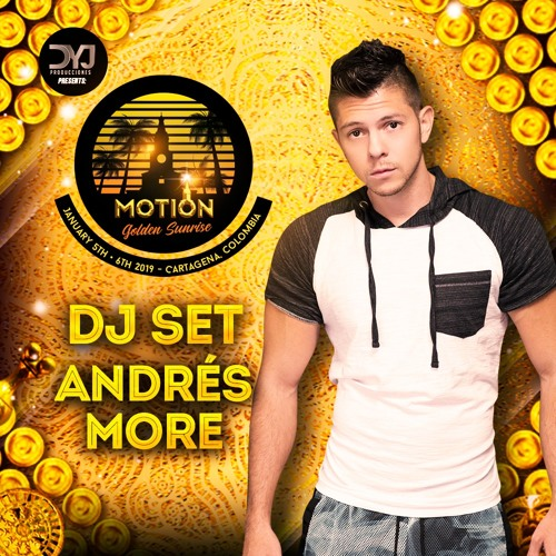 AndresMore - Motion Cartagena 2019 Promo Set