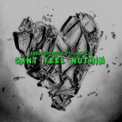 Z6SleepyRose ft. Lu Willy - Cant Feel Nothin