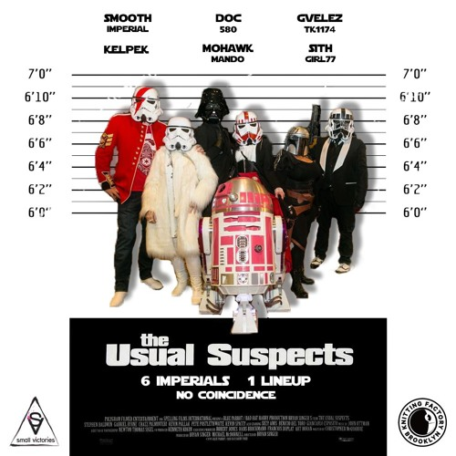 Groove Imperial - The Usual Suspects