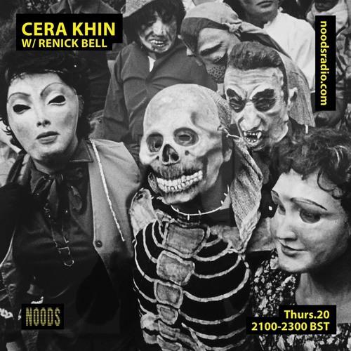 Cera Khin Noods Radio show w/ Renick Bell