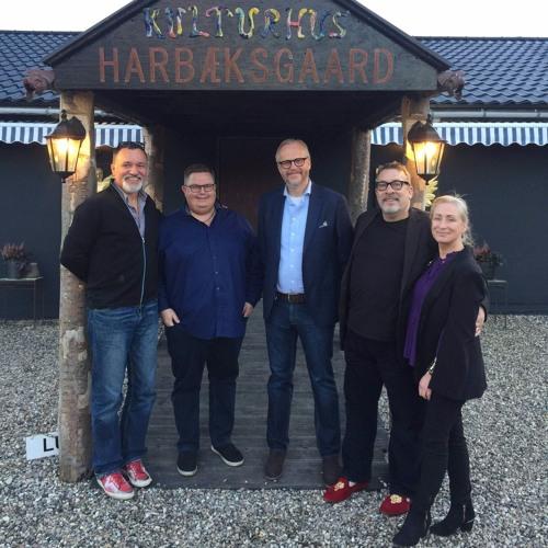 Live Fra Harbæksgaard - Thomas Eje og venner
