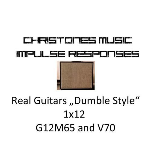 CTM Real Guitars 1x12 G12M65 V70 IRs
