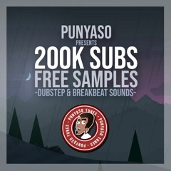 FREE DUBSTEP AND BREAKBEAT SAMPLES & PRESETS by PUNYASO