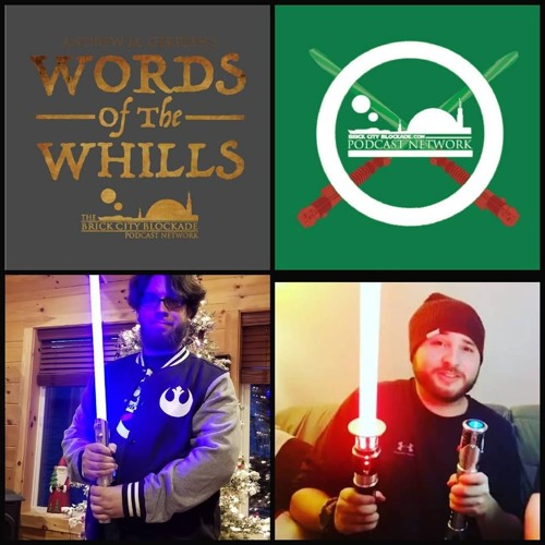 Words Of The Whills | Live with Robin Vogt of Brick City Blockade