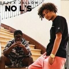 Deji X Jallow - No Ls (Official Song)