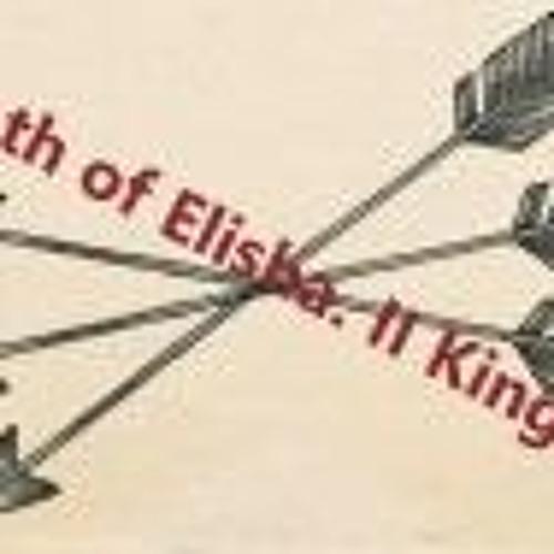 Death Of Elisha. II Kings 13