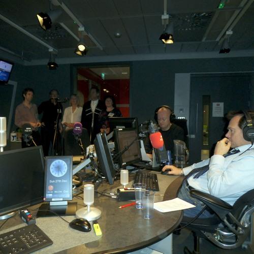 Maspindzeli on Broadcasting House, BBC Radio 4