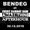Bendeg at aMAZEthing afterhour 30.12.2018