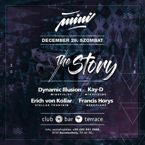 Dynamic Illusion @ The Story (Szombathely) [2018-12-29]