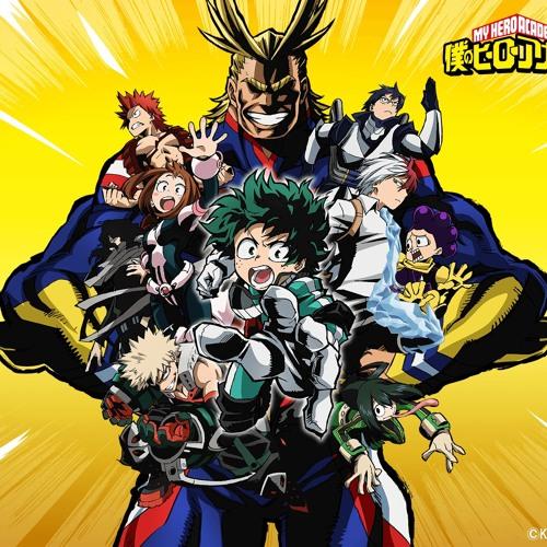 Boku No Hero Academia / My Hero Academia / BNHA / MHA by Tay