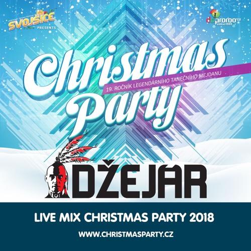 Dj Džejár_Christmas Party 2018