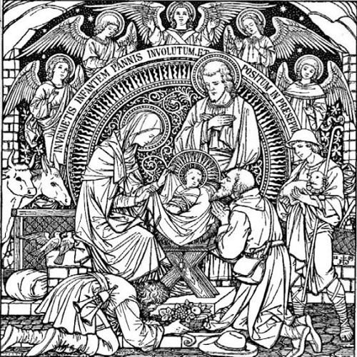 December 30, 2018 (Fr Steve Rice) | The First Sunday after Christmas