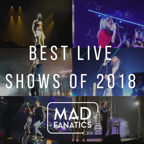 Ep. 24 Best Live Shows of 2018