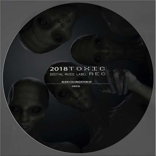 PREVIEW / Oxyd Feat. Niklas Vk - Human Extinction (Dub Mix)