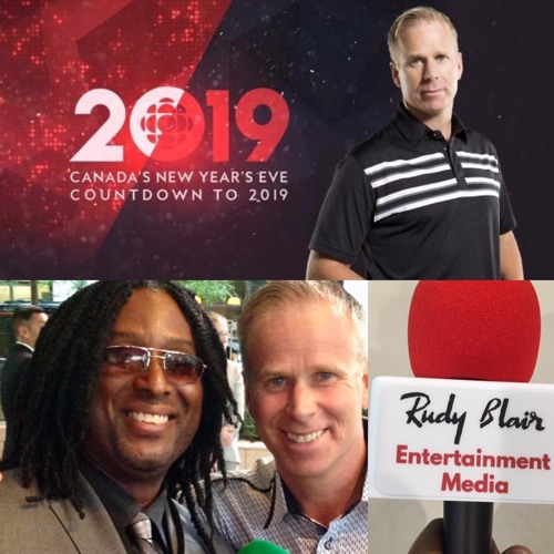 Chat w Gerry Dee on hosting New Year's Eve in Niagara Falls on CBC