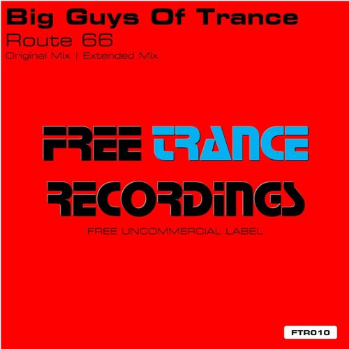 Big Guys Of Trance - Route 66 (Extended Mix)