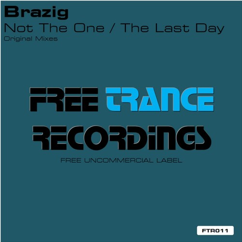 Brazig - Not The One (Original Mix)