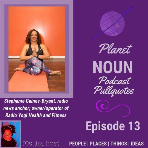 Planet Noun Podcast-playlist