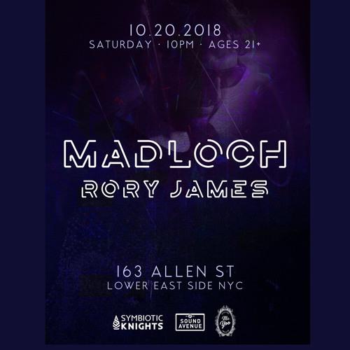 Madloch @ Symbiotic Knights - MS Yoo, New York (2018 10 20)