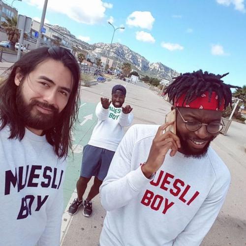 1 JJ & Bakang, The Muesli Boys